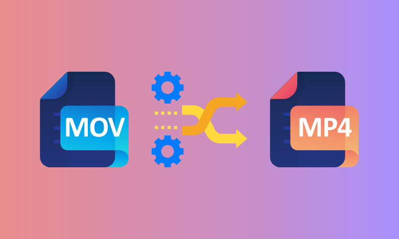 How to convert .MOV to MP4 for free