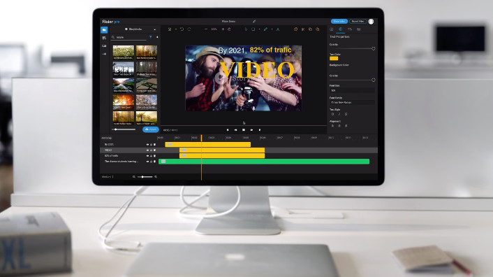 Getting started with Flixier Pro Beta 1
