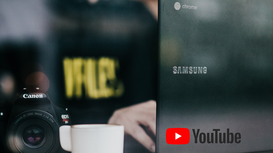How to edit videos for YouTube on a Chromebook?