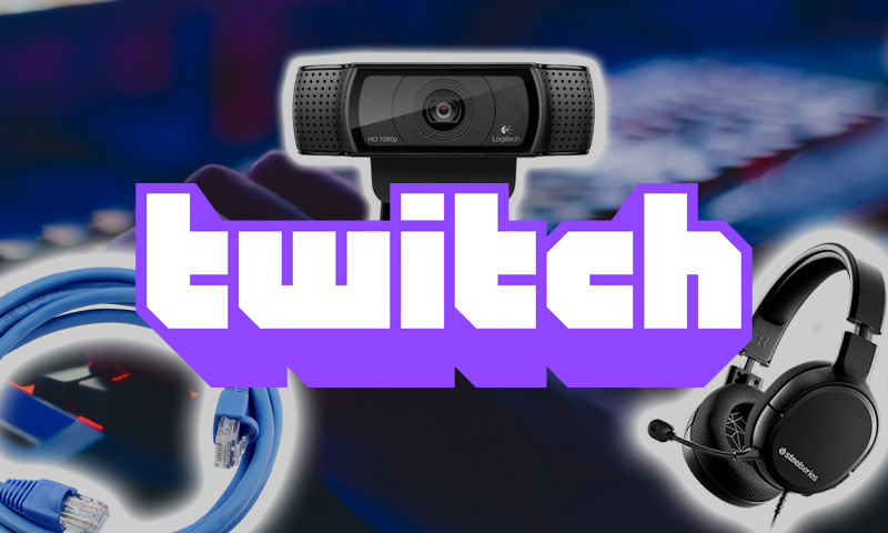 The 5 things you need to start streaming on Twitch