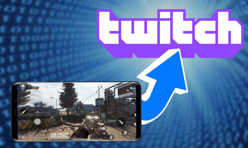 How to stream games on Twitch from an Android phone
