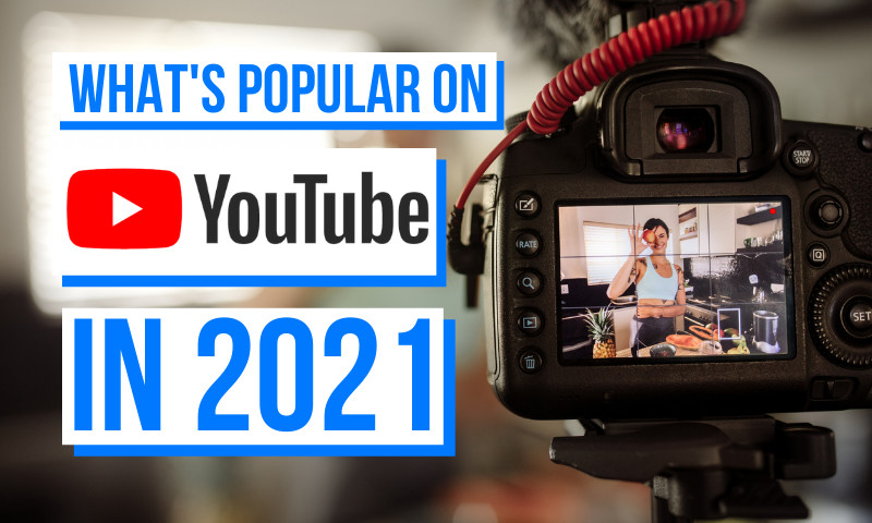 What's Popular on YouTube in 2021